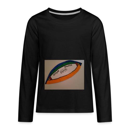 street speed06 - Kids' Premium Long Sleeve T-Shirt