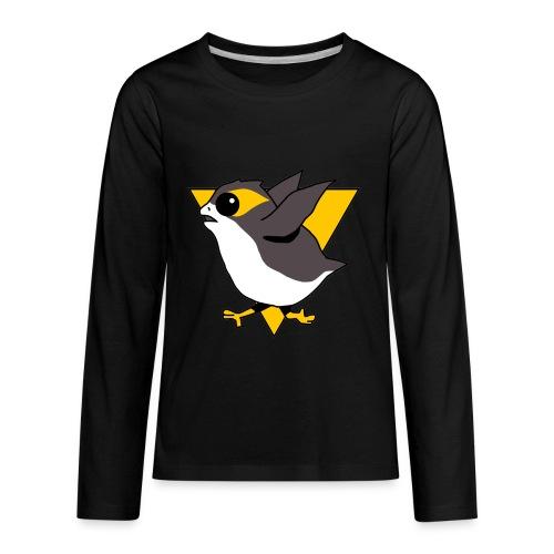 Pittsburgh Porguins - Kids' Premium Long Sleeve T-Shirt