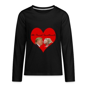 6th Period Sweethearts Government Mr Henry - Kids' Premium Long Sleeve T-Shirt