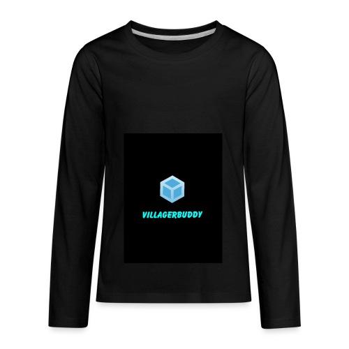 vb kid shirt - Kids' Premium Long Sleeve T-Shirt