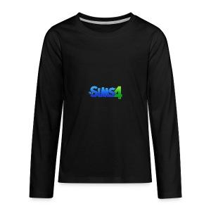 sims 4 - Kids' Premium Long Sleeve T-Shirt