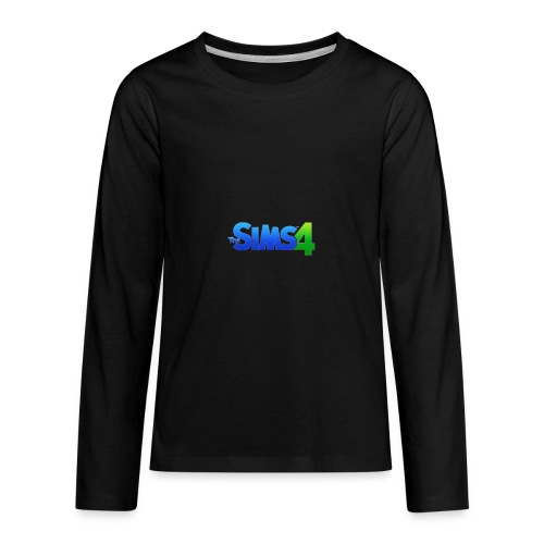 sims 4 - Kids' Premium Long Sleeve T-Shirt