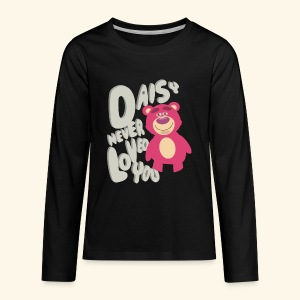 Daisy never loved you - Kids' Premium Long Sleeve T-Shirt