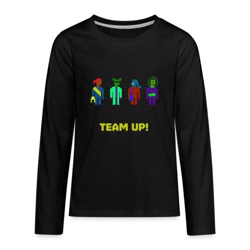 Spaceteam Team Up! - Kids' Premium Long Sleeve T-Shirt