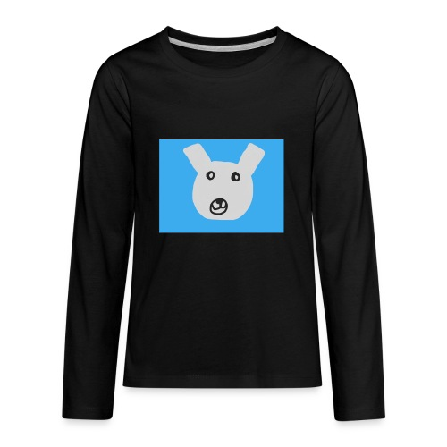 Bungee - Kids' Premium Long Sleeve T-Shirt