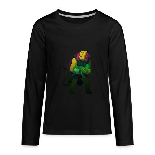 Nac And Nova - Kids' Premium Long Sleeve T-Shirt
