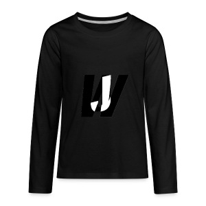 Jack Wide wear - Kids' Premium Long Sleeve T-Shirt