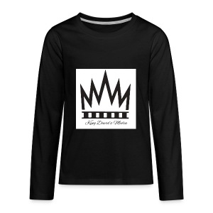 King David - Kids' Premium Long Sleeve T-Shirt
