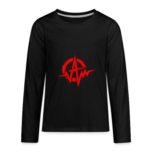 Amplifiii - Kids' Premium Long Sleeve T-Shirt