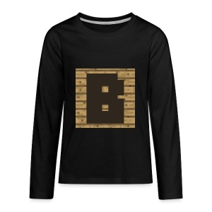 Brushykibbles - Kids' Premium Long Sleeve T-Shirt