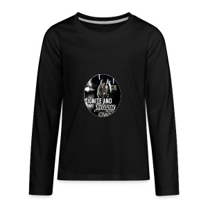 Reaper - Kids' Premium Long Sleeve T-Shirt