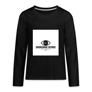 underground establishment - Kids' Premium Long Sleeve T-Shirt