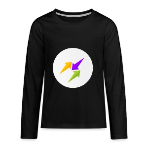GosuTactics Logo - Kids' Premium Long Sleeve T-Shirt