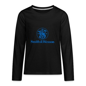Smith & Wesson (S&W) - Kids' Premium Long Sleeve T-Shirt