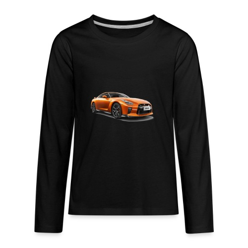 nissan n - Kids' Premium Long Sleeve T-Shirt