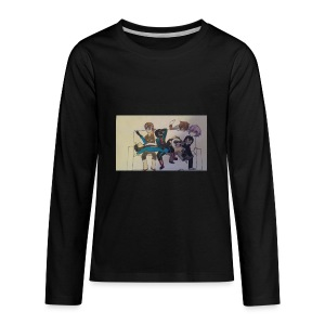 Nep and Friends - Kids' Premium Long Sleeve T-Shirt