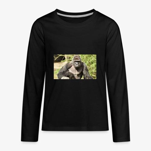 Harambe - Kids' Premium Long Sleeve T-Shirt