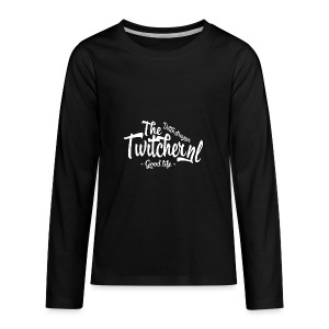 Original The Twitcher nl - Kids' Premium Long Sleeve T-Shirt