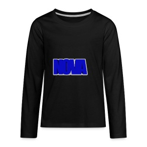 youtubebanner - Kids' Premium Long Sleeve T-Shirt