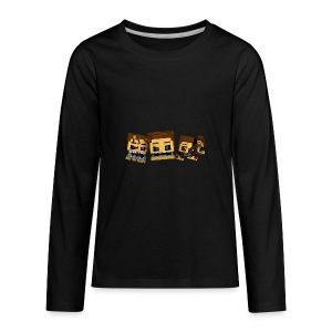 Doctorks' Shirts - Kids' Premium Long Sleeve T-Shirt