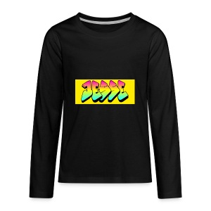 jesses logo - Kids' Premium Long Sleeve T-Shirt