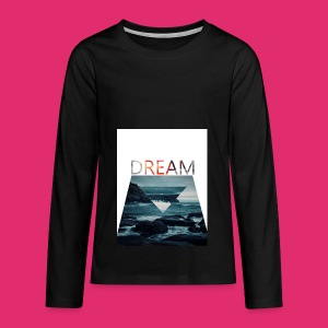 Perspective - Kids' Premium Long Sleeve T-Shirt