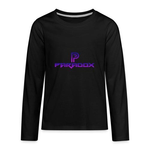 Paradox - Kids' Premium Long Sleeve T-Shirt