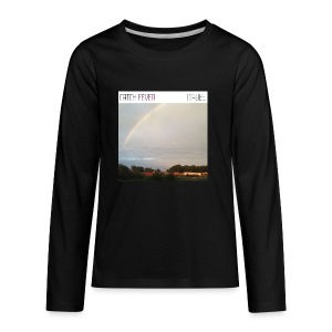 Catch Fever Maybe Single Cover - Kids' Premium Long Sleeve T-Shirt