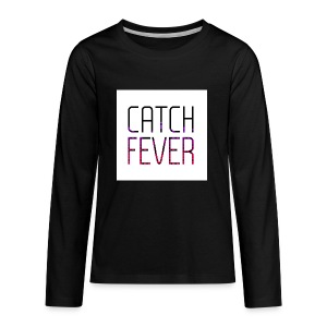 CATCH FEVER 2017 LOGO - Kids' Premium Long Sleeve T-Shirt