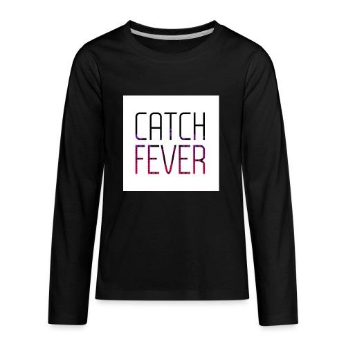 CATCH FEVER 2017 LOGO - Kids' Premium Long Sleeve T-Shirt