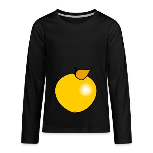 Official MaxCraft Wappa Fruit Clothes!! - Kids' Premium Long Sleeve T-Shirt