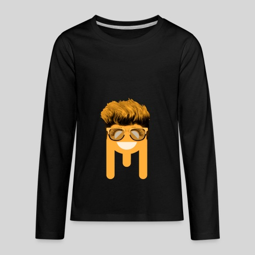 ALIENS WITH WIGS - #TeamDo - Kids' Premium Long Sleeve T-Shirt