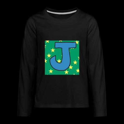 The J team - Kids' Premium Long Sleeve T-Shirt