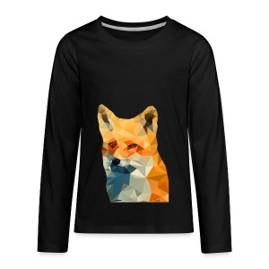 Jonk - Fox - Kids' Premium Long Sleeve T-Shirt