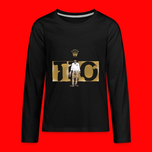 AYO AND TEO MERCH - Kids' Premium Long Sleeve T-Shirt