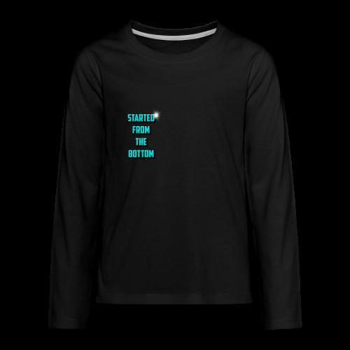 new merch - Kids' Premium Long Sleeve T-Shirt