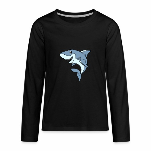 Classic Whelan Shirt - Kids' Premium Long Sleeve T-Shirt