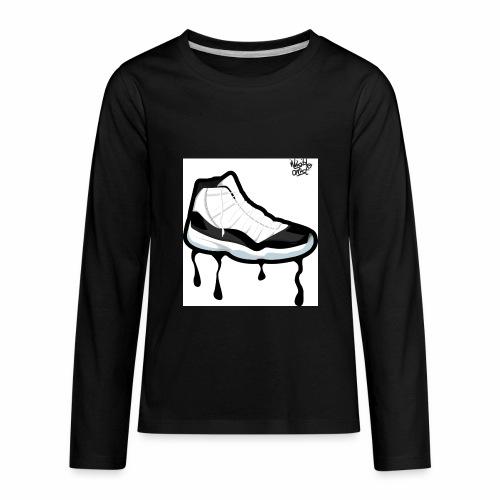 air jordan - Kids' Premium Long Sleeve T-Shirt