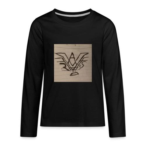 United team6, AC, FS, - Kids' Premium Long Sleeve T-Shirt