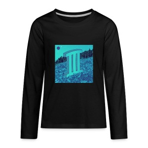 Currensy PilotTalk3 Artwork - Kids' Premium Long Sleeve T-Shirt