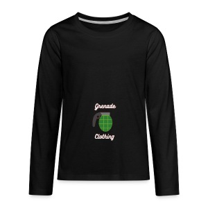 Grenade Clothing - Kids' Premium Long Sleeve T-Shirt
