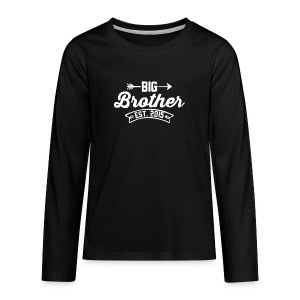 Big Brother Announcement - Kids' Premium Long Sleeve T-Shirt