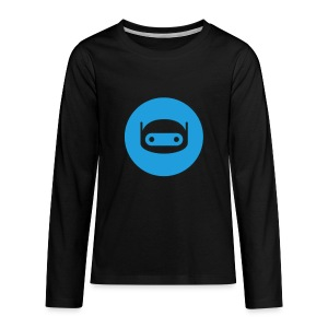 telegram-bot-platform - Kids' Premium Long Sleeve T-Shirt