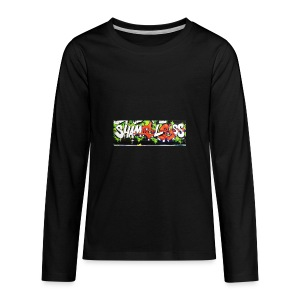 Shameless - Kids' Premium Long Sleeve T-Shirt