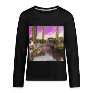 Après Moi, Le Déluge - Kids' Premium Long Sleeve T-Shirt