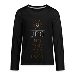 For the JPG Shooter - Kids' Premium Long Sleeve T-Shirt