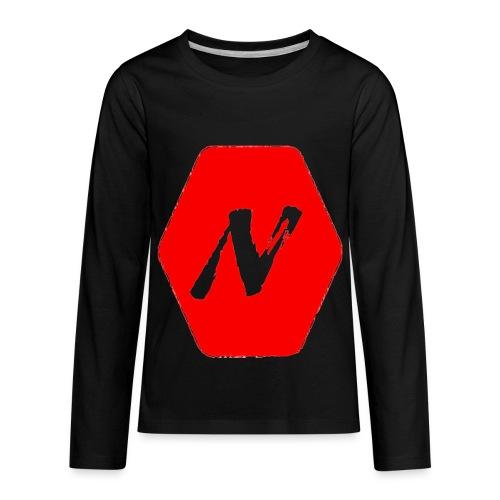 NinjaAtg - Kids' Premium Long Sleeve T-Shirt