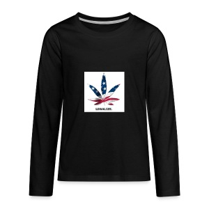 Screenshot_2016-11-28-11-59-03-1 - Kids' Premium Long Sleeve T-Shirt