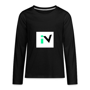 Isaac Velarde merch - Kids' Premium Long Sleeve T-Shirt