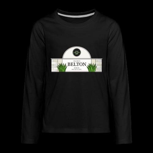 THE CITY - Kids' Premium Long Sleeve T-Shirt